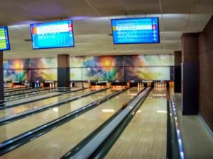 Kiev funBolling clubs