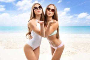 Slim girls in Kiev